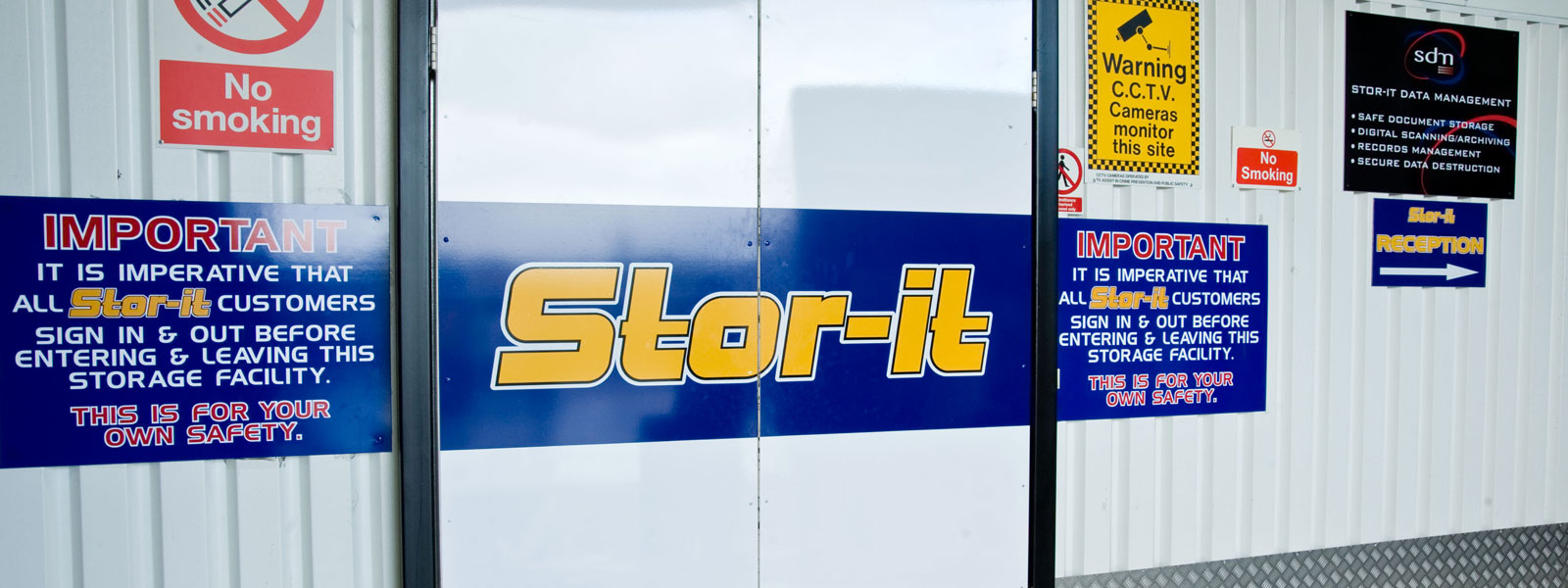 Student Storage Preston | Self Storage Preston | Stor-It@Preston Ltd